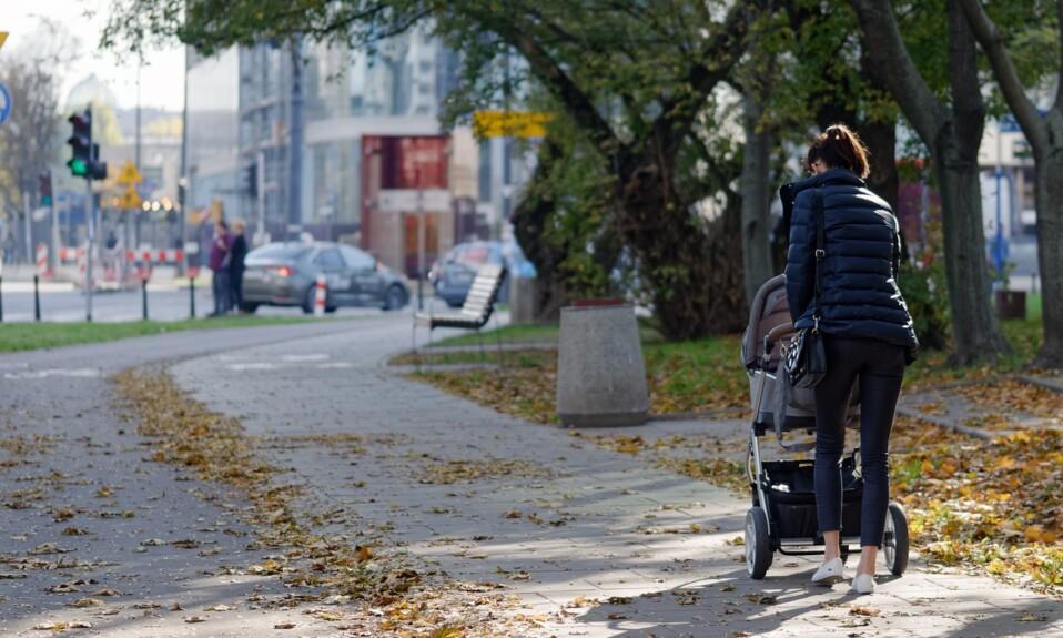 Dotace chodníky