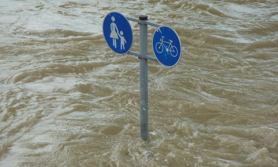 dotace obce povodně