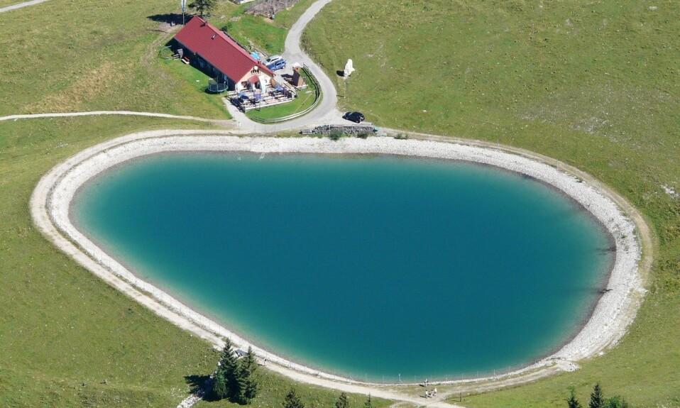 Dotace rybníky a vodní nádrže