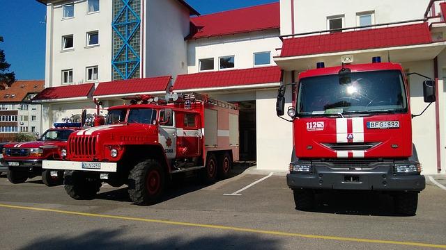 Dotace požární zbrojnice