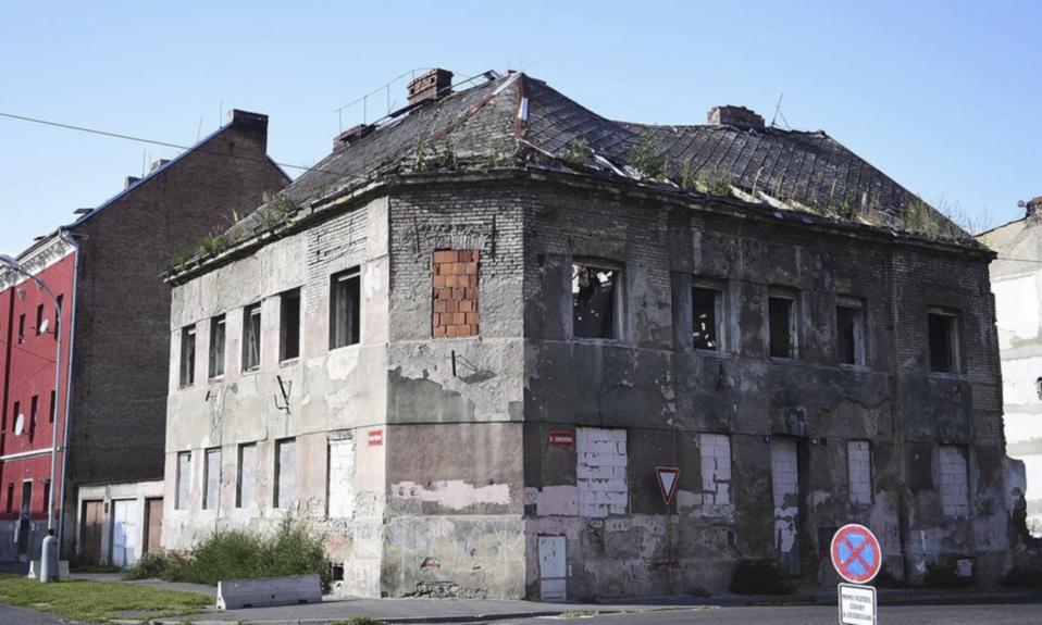 dotace demolice budov